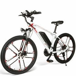 26quot; Electric Bicycle E Bike Power Assist 48V 350W 8Ah $1099.00
