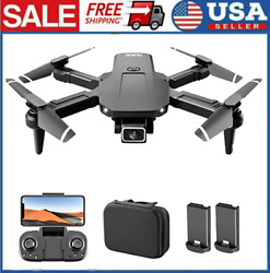 RC Drone 4K HD Camera WIFI FPV Drone Mini Foldable Quadcopter Toy for Kids C6F4 $23.45