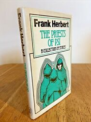 The Priests of Psi by Frank Herbert 1980 UK Reader#x27;s Union HB Vintage VGC GBP 19.99
