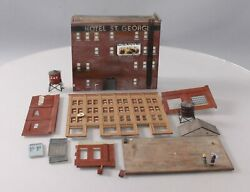 HO Scale Custom Detailed Commercial Buildings amp; Water Tower 4