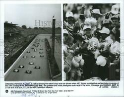Press Photo Defending champion Al Unser to race in Indianapolis 500 nes52468 $13.99
