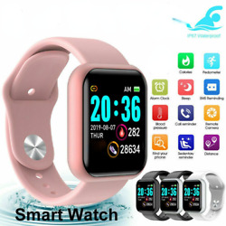 Waterproof Bluetooth Smart Watch Phone Mate For iphone IOS Android Samsung LG $12.34