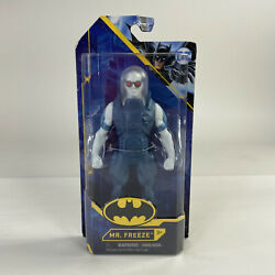 Mr.Freeze Batman Toy DC Spinmaster Age 3 Action Figure New 10301afs $16.99
