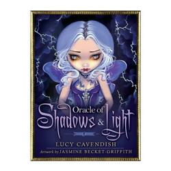 Oracle of Shadows and Light Full English Party Board Game 45 Cards Deck Tarot $9.99