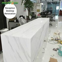 Self Adhesive Contact Paper Wallpaper Marble Peel For Stick Kitchen Countertop $11.99
