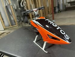 XL Power Protos 380. RC Helicopter Used. Align 470 Size . . 380 Helicopter. MSH $225.00