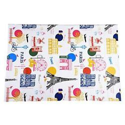Mudder Kids Painting Drop Cloth Washable Art Floor Mat for Art Easel $16.59