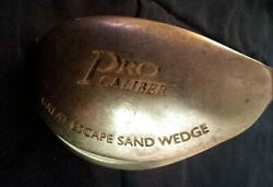 Spalding Pro Caliber Great Escape Sand Wedge Right Handed 35quot; $24.99