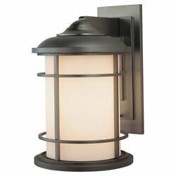 Murray Feiss Outdoor Wall Sconce Single Light Lighthouse Collection Bronze $300.00