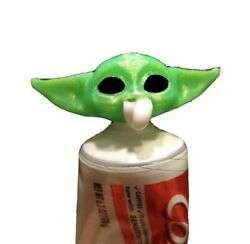 Baby Yoda Toothpaste Vomit MADE IN USA* *3D PRINTED* $2.99