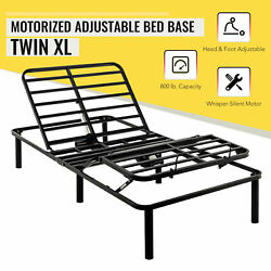 Adjustable Twin XL Bed Frame Base for Twin Latex Memory Foam Mattress and More $328.27