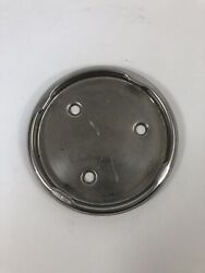 Kitchenaid Replacement Base Plate For Screw on Bowl Stainless Steel No Screws $14.99