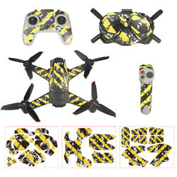 Body Sticker Drone Controller Decals Skin Protector For DJI FPV Combo Goggles V2 $32.82