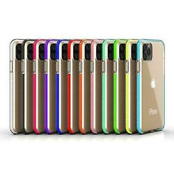 For iPhone 13 Mini Case Clear Crystal Cover Screen Protector $6.94