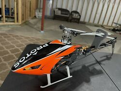 XL Power Protos 380. RC Helicopter Used. Align 470 Size . . 380 Helicopter. MSH $285.00
