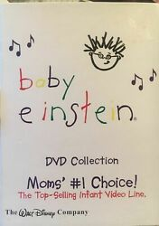 Baby Einstein DVD Collection Moms # 1 Choice 26 Discs Early Childhood education $17.50