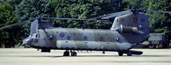 Forces of Valor FV 821004C 1:72 RAF 18th Squadron HC1 Mk.1 Chinook Helicopter $59.95