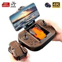 S606 Pro Mini RC Drone 4K HD Dual Camera Real time Transmission Quadcopter Drone $8.24