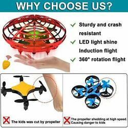 iGeeKid Hand Operated Mini Drones Kids Flying Ball Toy Christmas Gifts for Bo... $25.39
