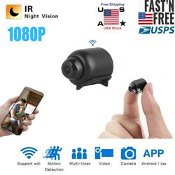Mini Camera HD 1080P Video Motion IR Night Vision Security Cam Wifi Camcorder tp $29.89