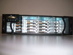 Rorke Data GALAXYi A16F-G1A2 Bare Chassis wLCD panel & Backplane Board