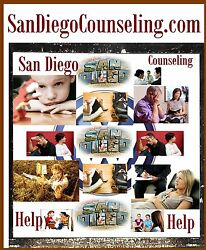 San Diego Counseling .com Guidance Advice Help Divorce Family Kids Mental Health