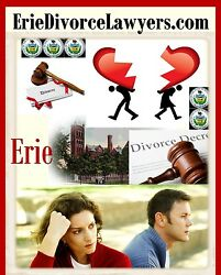 Erie Divorce Lawyers .com Pa Pennsylvania Marriage Break Up Help Attorney Domain