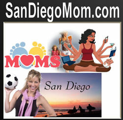 San Diego Mom .com  Domain Name for Sale Moms Care Help Services Programs URL