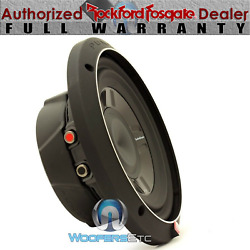 ROCKFORD FOSGATE P3SD4 8 8quot; DUAL 4 OHM PUNCH SHALLOW SLIM MOUNT CAR SUBWOOFER $169.99