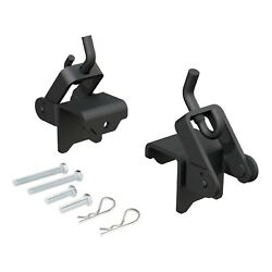 Curt 17208 Replacement Weight Distribution Hookup Brackets $53.98