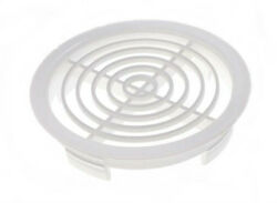 WHITE PLASTIC SOFFIT ROOF VENTS 70MM 2 34 INCH X 50
