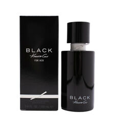 Kenneth Cole Black by Kenneth Cole 3.4 oz EDP Perfume for Women New In Box $26.50