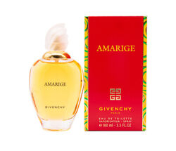 Amarige by Givenchy 3.3 3.4 oz EDT Perfume for Women New In Box $45.92