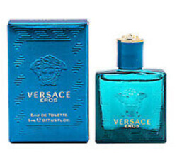 mini cologne Versace Eros for Men Brand New In Box $7.95