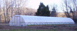 20 x 96 ft Quonset Greenhouse Kit - Hoop House - Cold Frame - High Tunnel