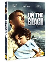On The Beach 1959 Gregory Peck DVD FAST SHIPPING $5.95