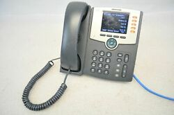 Cisco SPA525G2 5 Line IP Phone Telephone System Office Business - NO PSU