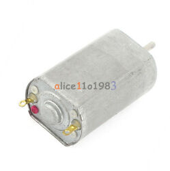 2PCS DC 3 12V 29712RPM RC Hobby Aircraft High Speed Magnetic 180 Micro Motor $2.50