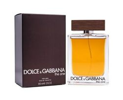 The One by Dolce amp; Gabbana 5 5.0 oz EDT Cologne for Men New In Box $46.40
