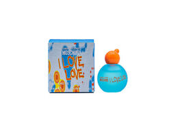 Mini I Love Love by Moschino 0.16 oz EDT Perfume for Women New In Box $5.97