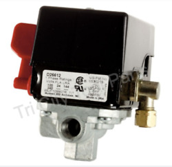 Z D26612 Porter Cable Air Compressor Pressure Switch D26612 **Genuine OEM** $65.95