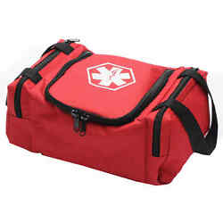 First Responder Bag Small Empty Red