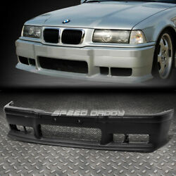 FOR 92 98 BMW E36 3SERIES 1PC M3 STYLE REPLACEMENT FRONT BUMPER BODY KITGRILLE $111.88