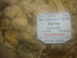 mmfwool 11325A Merino fleece