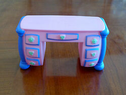 CPK Cabbage Patch Kids Lil Sprouts Doll House Desk Furniture for Playset Toy
