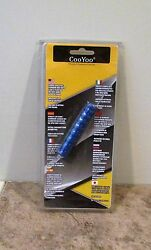 CooYoo Coddy Survival Waterproof Capsule Pill Case Container - Key Chain