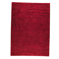 M.A.Trading Hand-woven Shanghai Mix Red Wool Rug (5'6 x 7'10) (India)