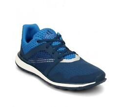 Adidas Performance Energy Bounce 2 M Mens Running Shoe Blue Whtie B49589 NEW $59.99