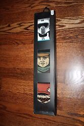 NEW STANCE STAR WARS GIFT RETURN OF THE JEDI ONE 3 PACK SOCKS SIZE LARGE L 60.00 $30.00