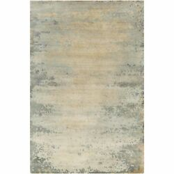 Hand-Knotted Shiloh Abstract Indoor Rug (8' x 11')